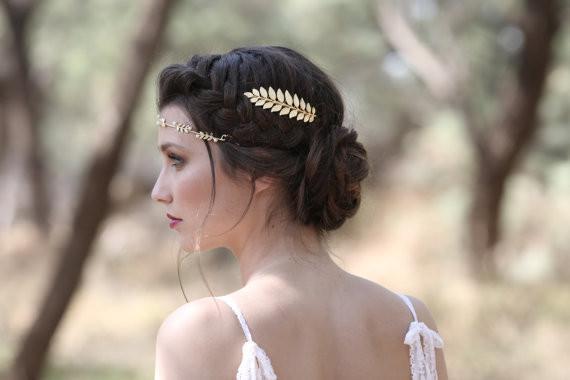 Athena Hair Comb