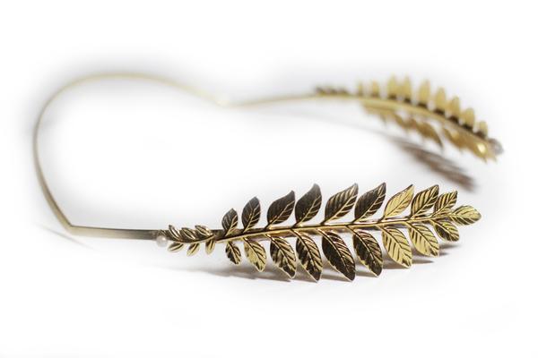 Athena Goddess Headband