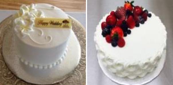 スタンダードケーキ